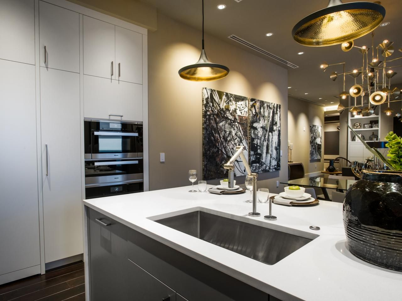 Luxury Kitchen Designs 2014 kitchen pictures from hgtv urban oasis 2014 | hgtv, kitchen