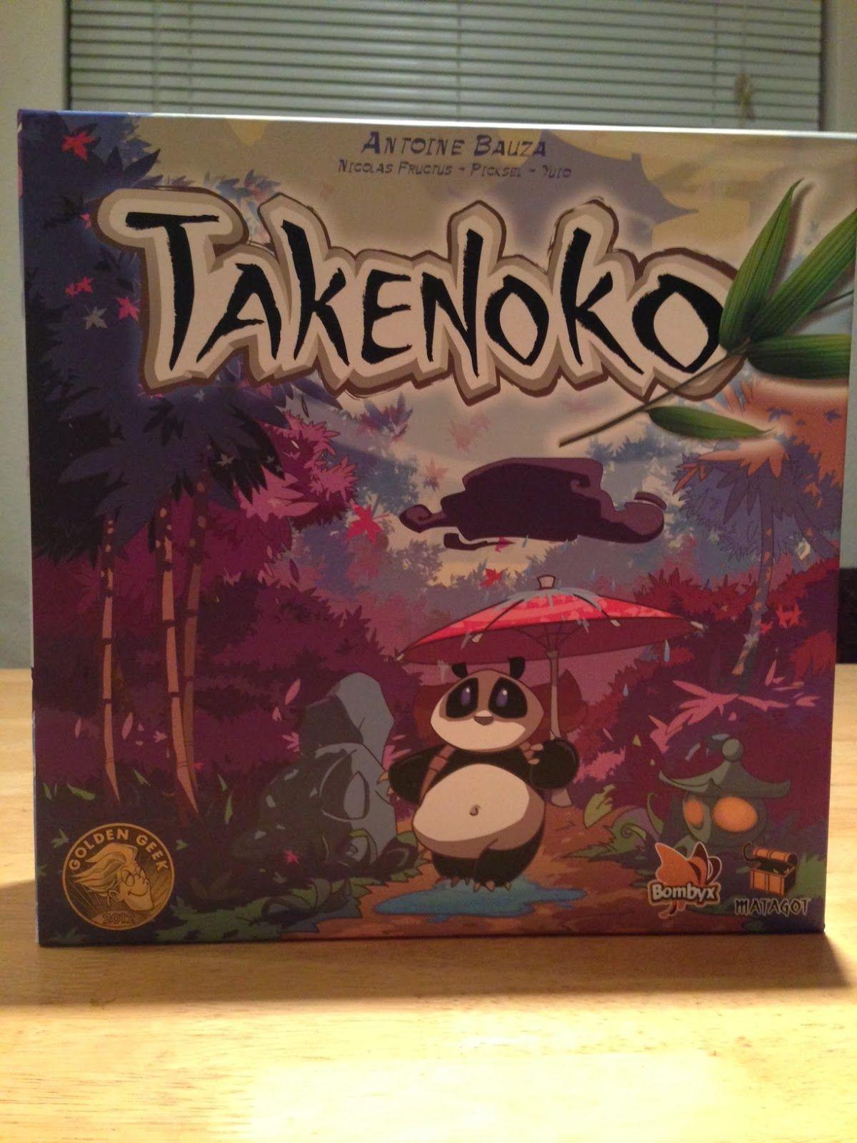 Homemaker Hobbies Takenoko Review takenoko boardgame