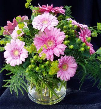 Gerber daisy centerpiece party ideas pinterest daisy gerber daisy centerpiece daisy centerpieceswedding receptionsivory junglespirit Choice Image