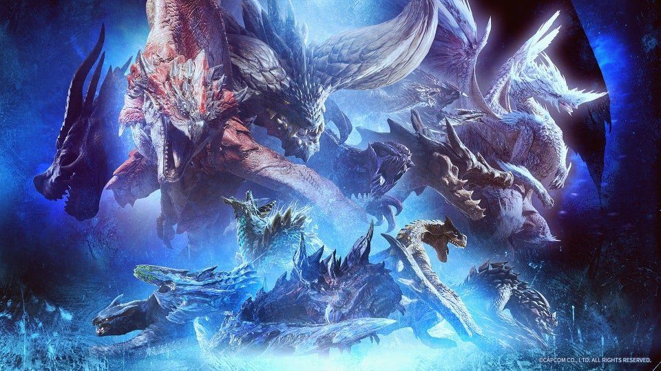 Iceborne Is The Last Monster Hunter World Expansion Monster Hunter World Wallpaper Monster Hunter World Monster Hunter