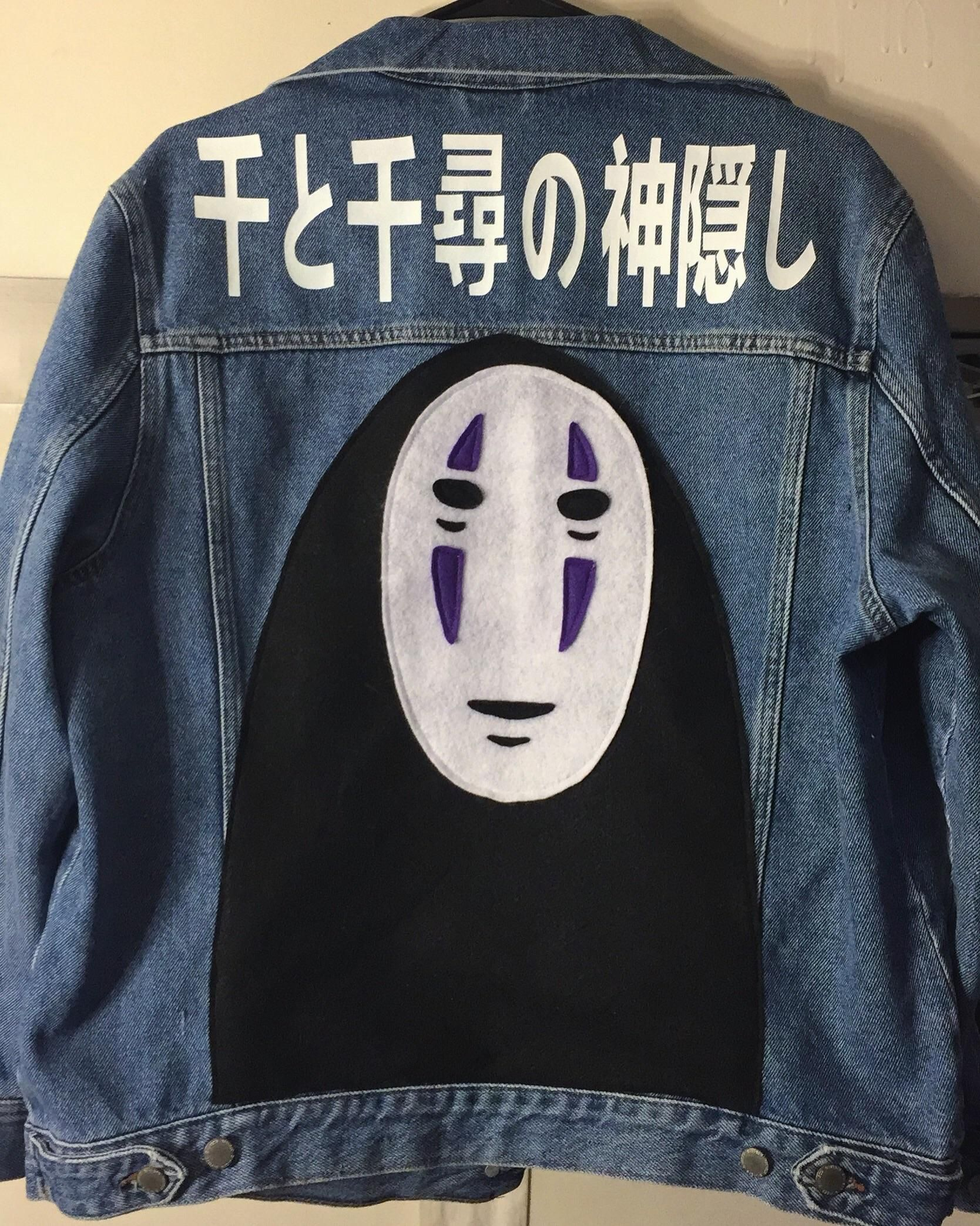 [ART] Customized this jacket for a friend what do yall