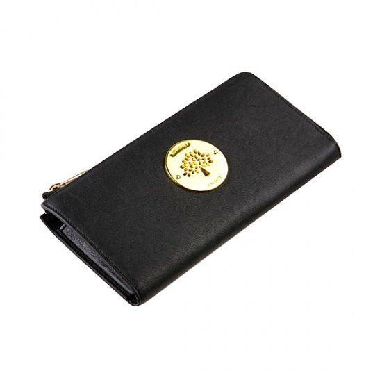 0c7ef2b3b6 Mulberry Daria Zip Purse Black | mulberry bags | Mulberry wallet ...