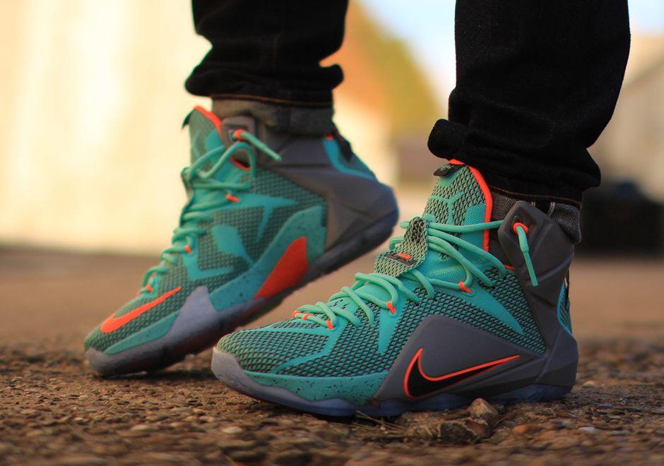 new styles 835da 49a71 Nike LeBron 12 NSRL
