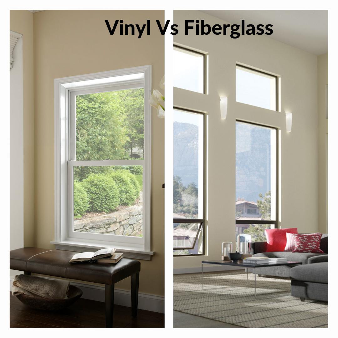 Which Do You Prefer Read Our Blog For The Pros And Cons Fiberglass Windows Windows Fiberglass