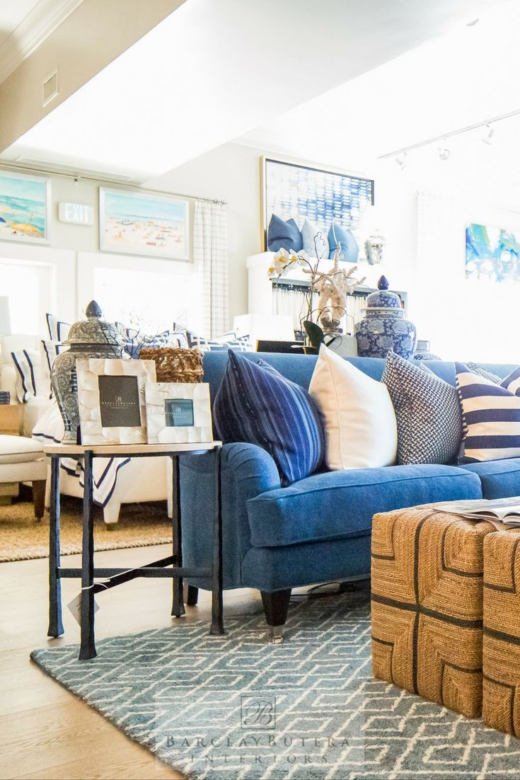 Beau Barclay Butera Interiors Showroom Newport Beach, California