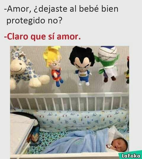 Dejaste Al Bebe Protegido Venga Le Digo Los Mejores Memes Memes Divertidos Memes Meme Divertido