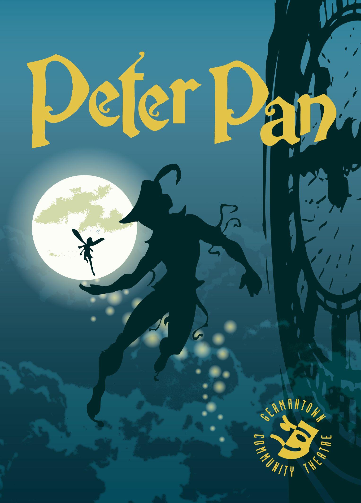 peter Pan graphic design - Google Search