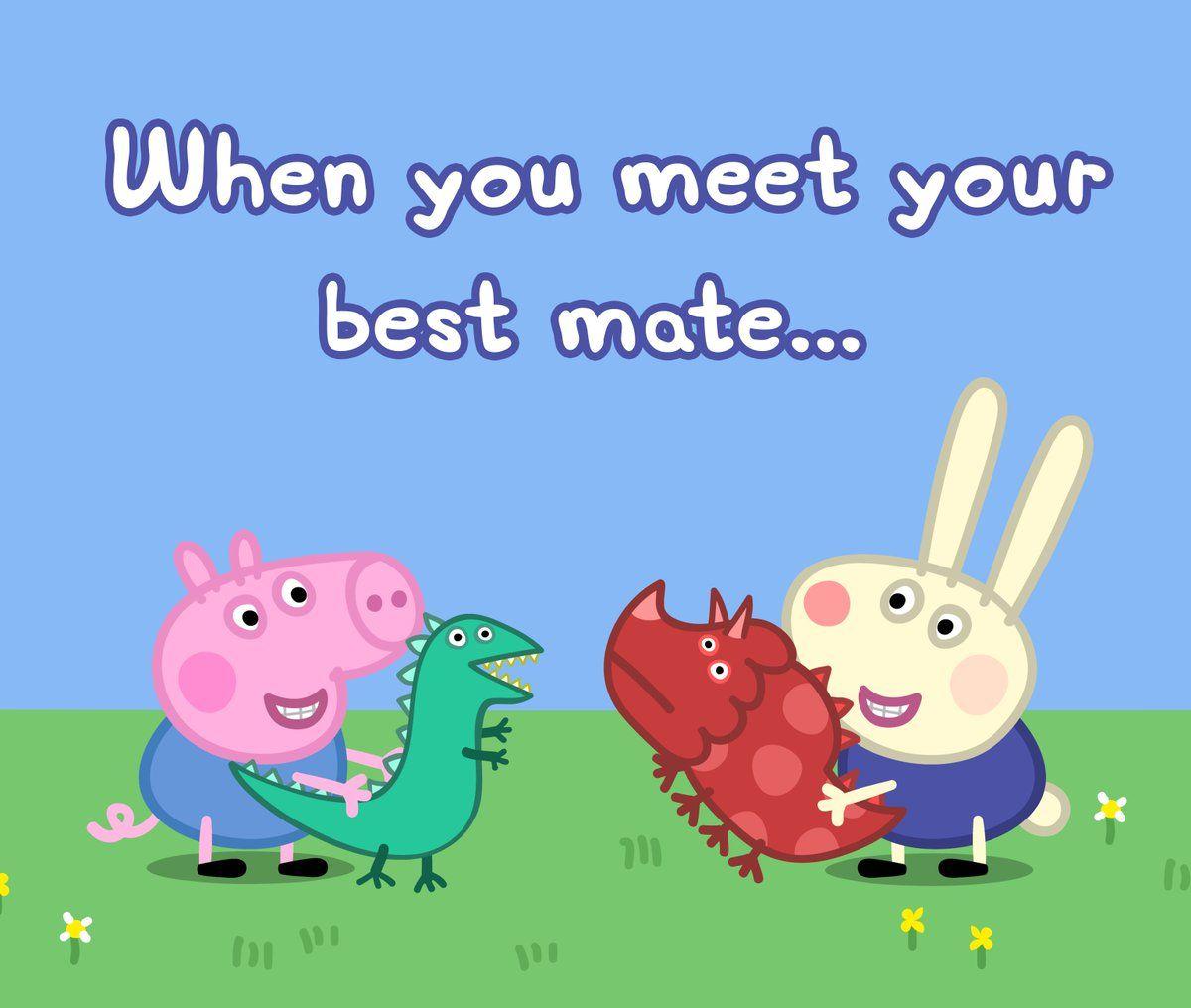23 Peppa Pig Funny Memes Peppa Pig Funny Peppa Pig Memes Pig Memes