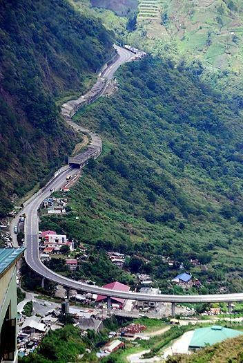 Road To Baguio City I Can Say That I Am Good Driver Becoz I Managed To Go Up In Baguio This Year