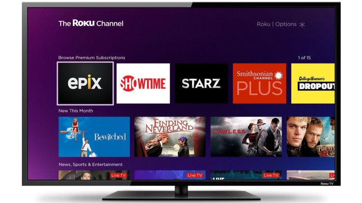 The Roku Channel adds premium subscriptions alongside its