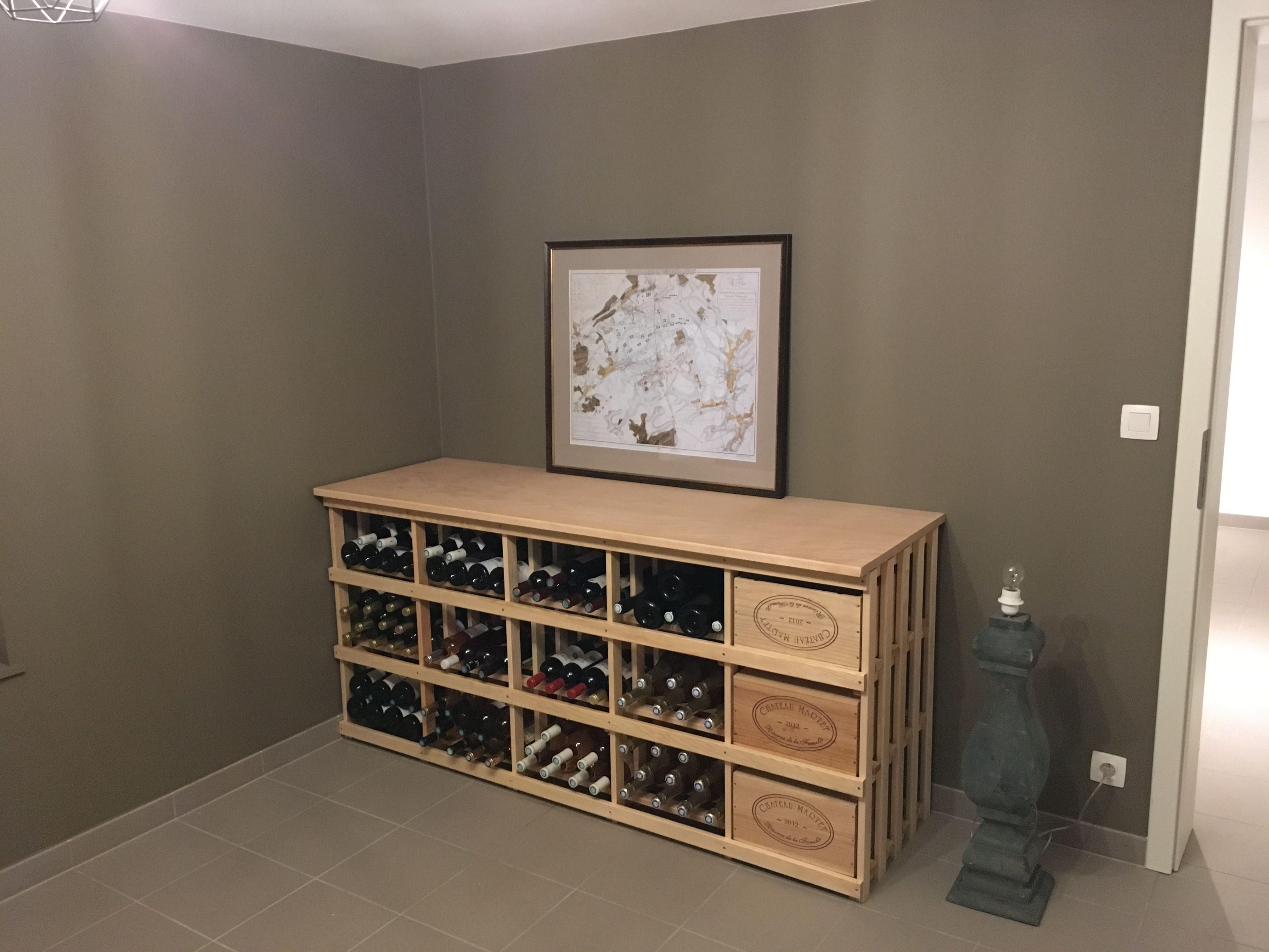 casier à bouteilles, casiers à vin, casiers à magnum, casiers à