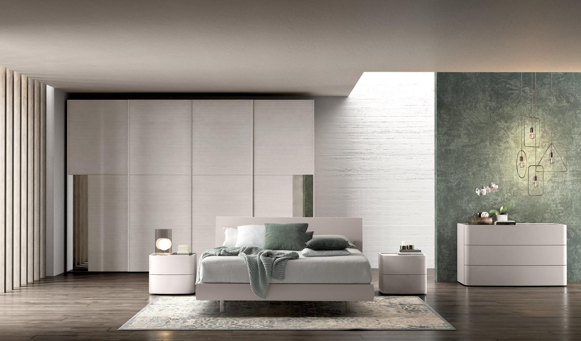 Camere Da Letto Moderne Colombini.Colombini Casa Camere Matrimoniali Vitality Mod Oliver