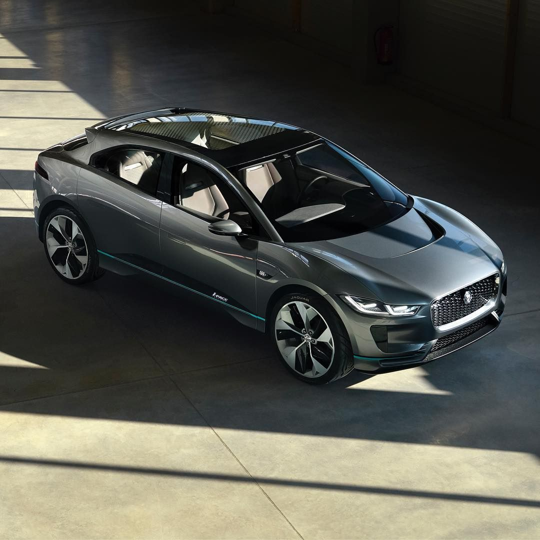 A True Driver S Car That Is Pure Electrifying Jaguar Ipace Electric Car Concept Jaguar Jaguar Car