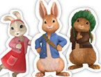 Pin By 1plus1plus1 Carisa On Garden Theme Petter Rabbit Peter Rabbit Party Peter Rabbit