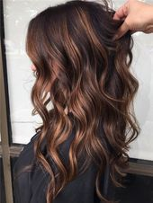 24 Perfect Fall Hair Color Ideas For You#Skincare #Skin #ClearSkin #AntiAging #C…