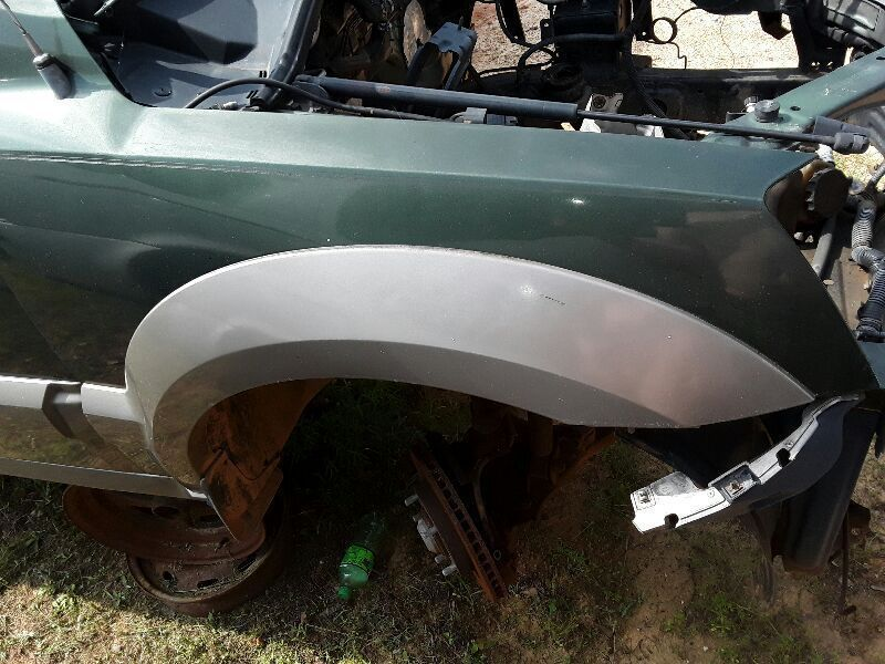 Passenger Right Fender With Fender Flare Fits 03 09 Kia Sorento Oem Fender Flares Kia Sorento Sorento