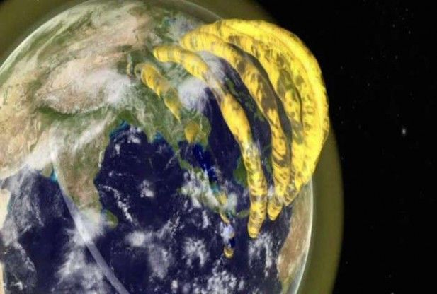 First 3D movie of plasma tubes surrounding Earth - Space News - redOrbit
