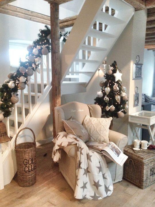 Riviera Maison Country Cottage Weisenheim am Berg                               … #weihnachtlicheszuhause