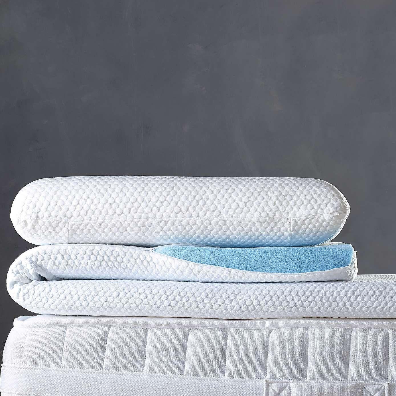 Gel Fusion Memory Foam Pillow   Dunelm