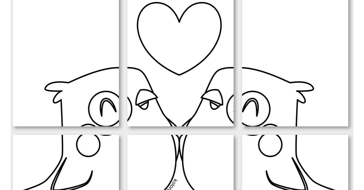 Walentynki Do Pobrania I Drukowania Za Darmo Walentynki