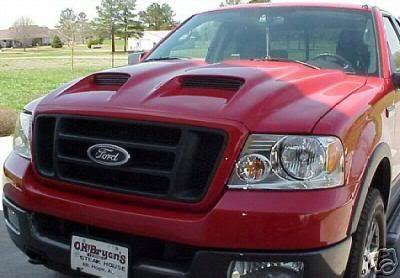 Ford #F150 #G-Force Power Ram Air #Hood 2004-2008 #BMCEXTREMECUSTOMS