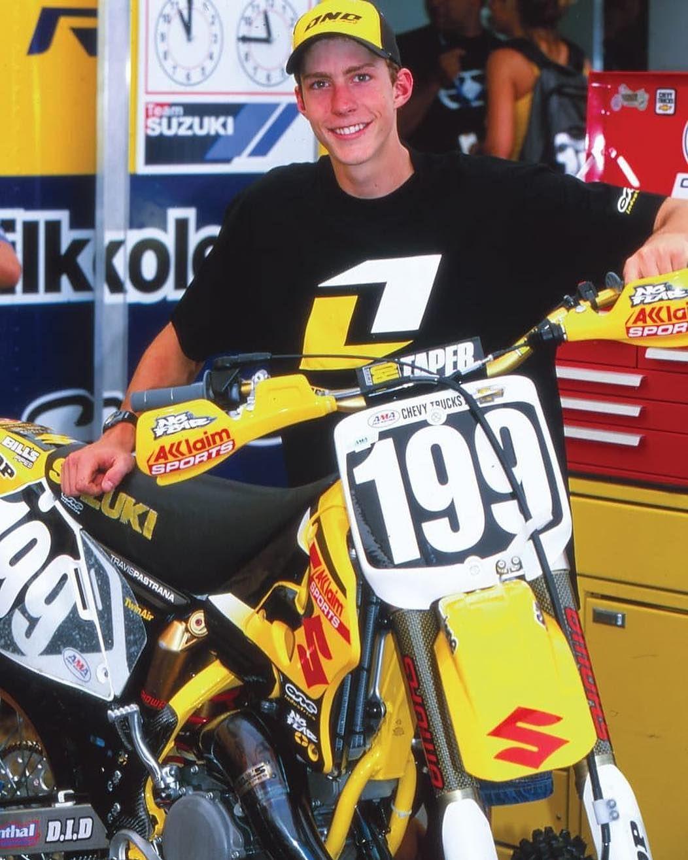 Pin on Motocross / Supercross History