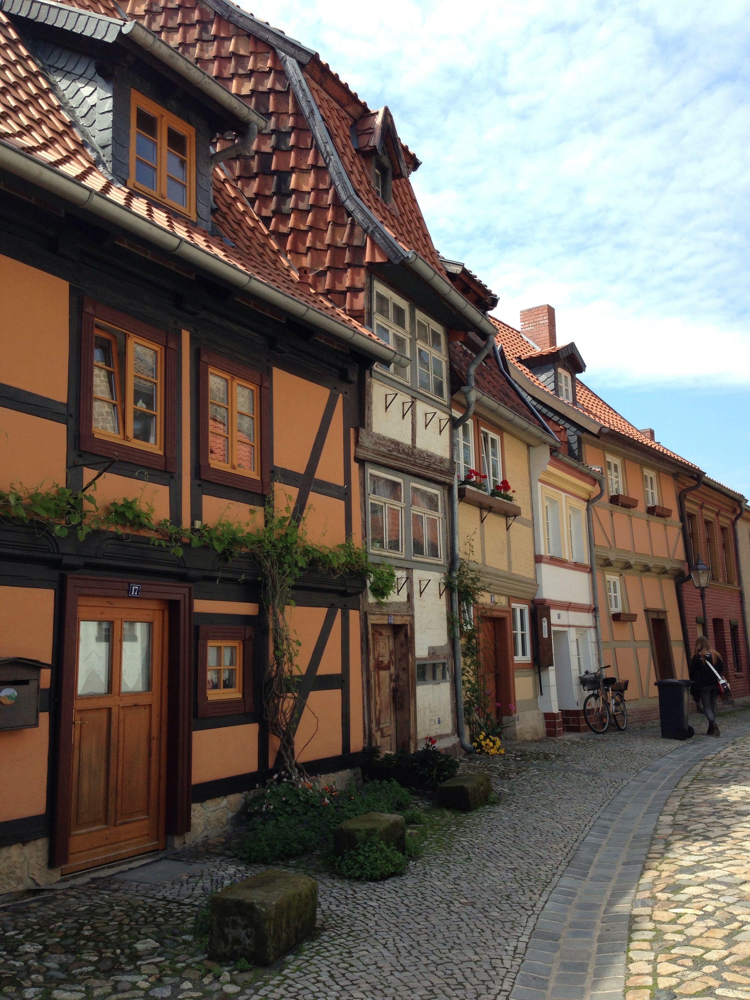 Quedlinburg Fachwerk (mit Bildern) Quedlinburg