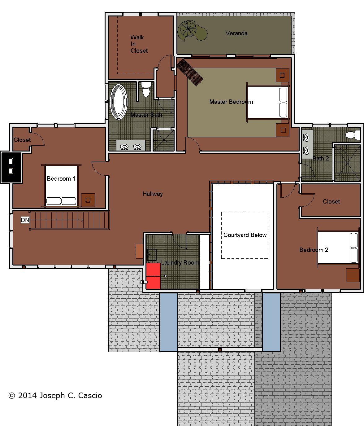 Japanese House For The Suburbs Japanese House Japanese Style House House Floor Plans