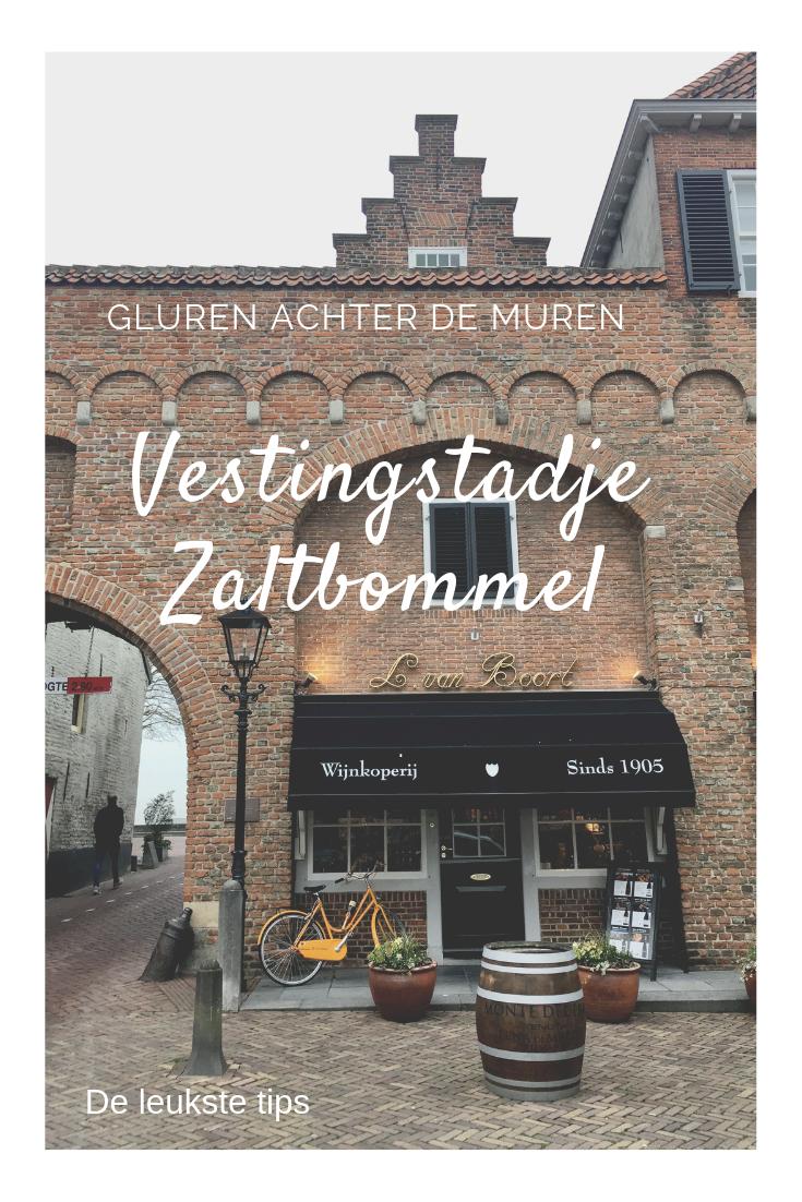 Vestingstadje Zaltbommel