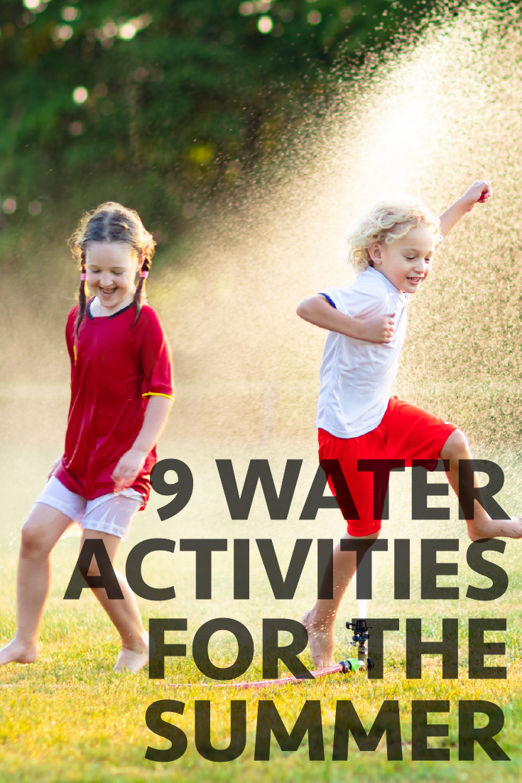Splish! Splash! It's Time for Summer Water Fun! in 2020 ...