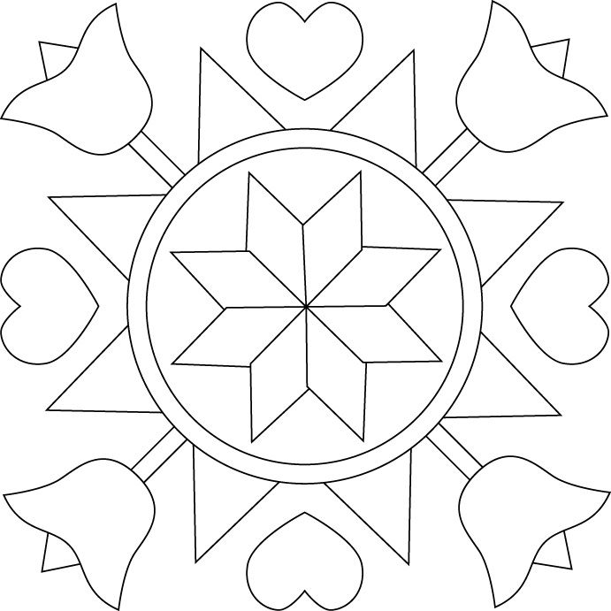 download.php 691×691 pixels | Barn quilt patterns, Painted ...