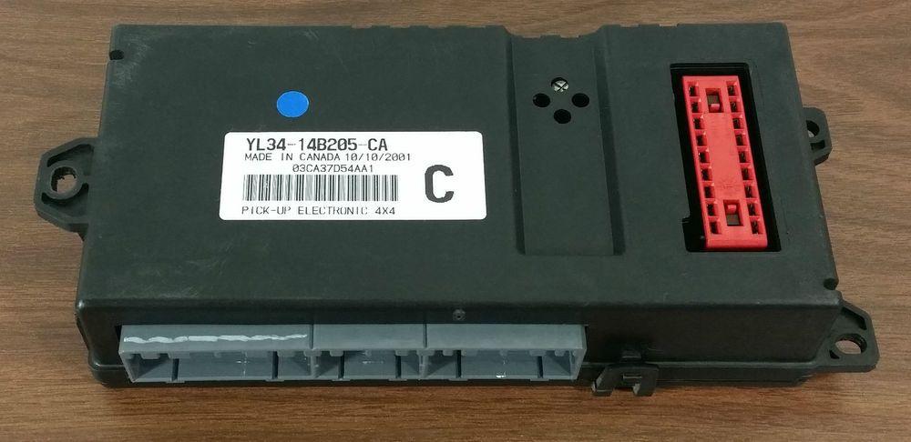 19992003 Ford F150 F250 4X4 GEM Multifunction Module OEM