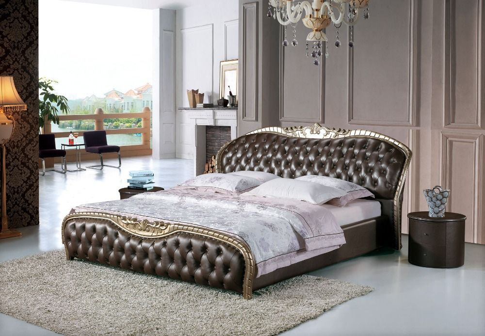 Find More Beds Information About Modern Designer Italy Real