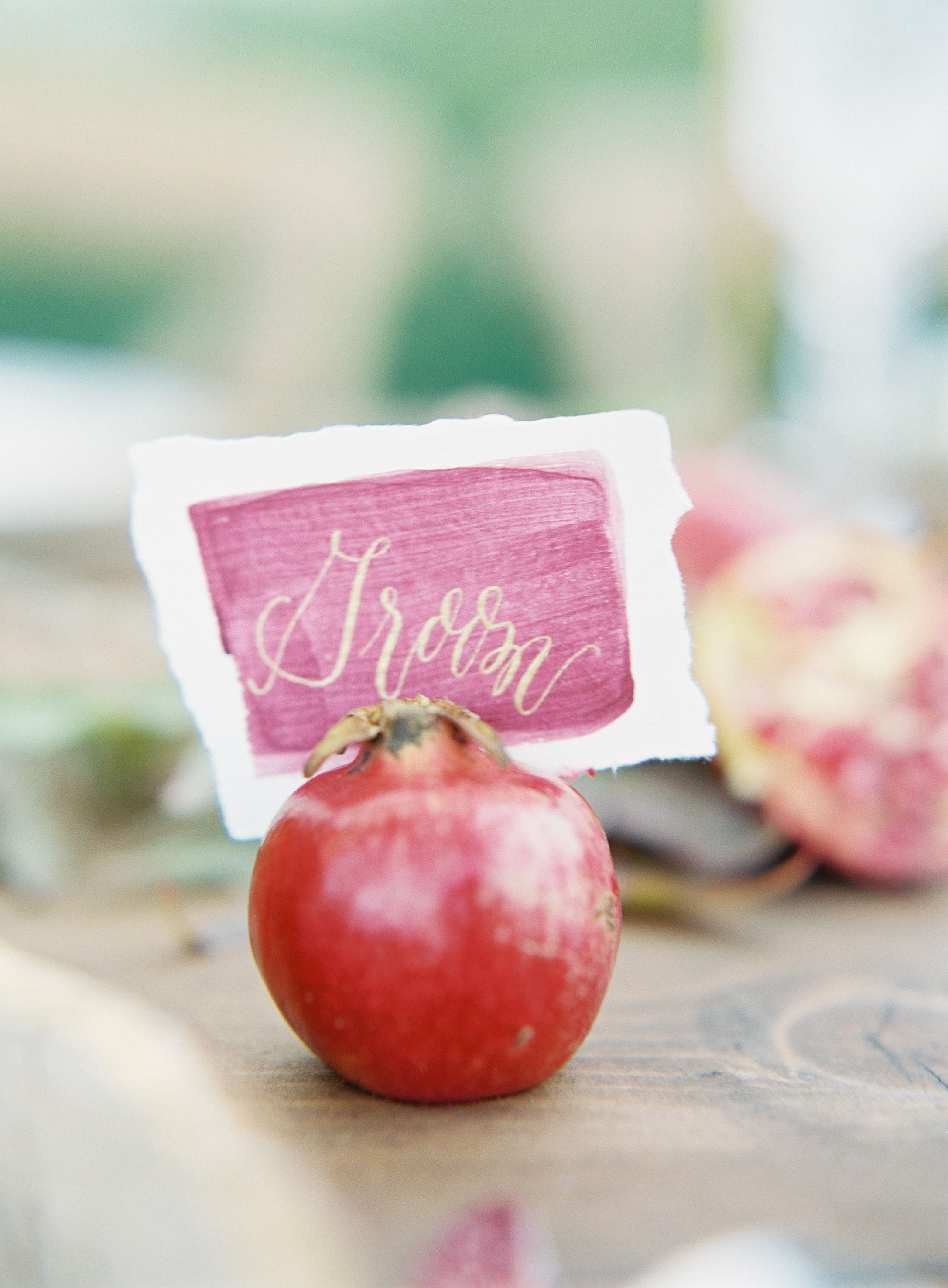 Merlot, Blush & Gold Wedding Inspiration | Discover more ideas about ...