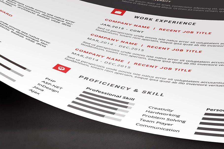 Word Resume in 2020 Resume, Words, fonts