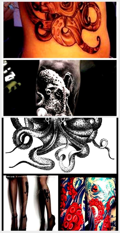 Photo of Tätowierungen von Tintenfisch | Octopus Tattoo von Insektengott
