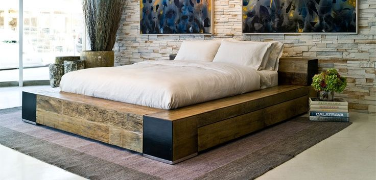 Build A Sunken Bed Frame Via Trần Vũ Mỹ Linh