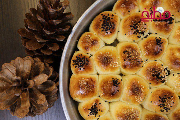 خلية النحل متعددة الأجبان بالفيديو مطبخ سيدتي Recipe Food Desserts Breakfast