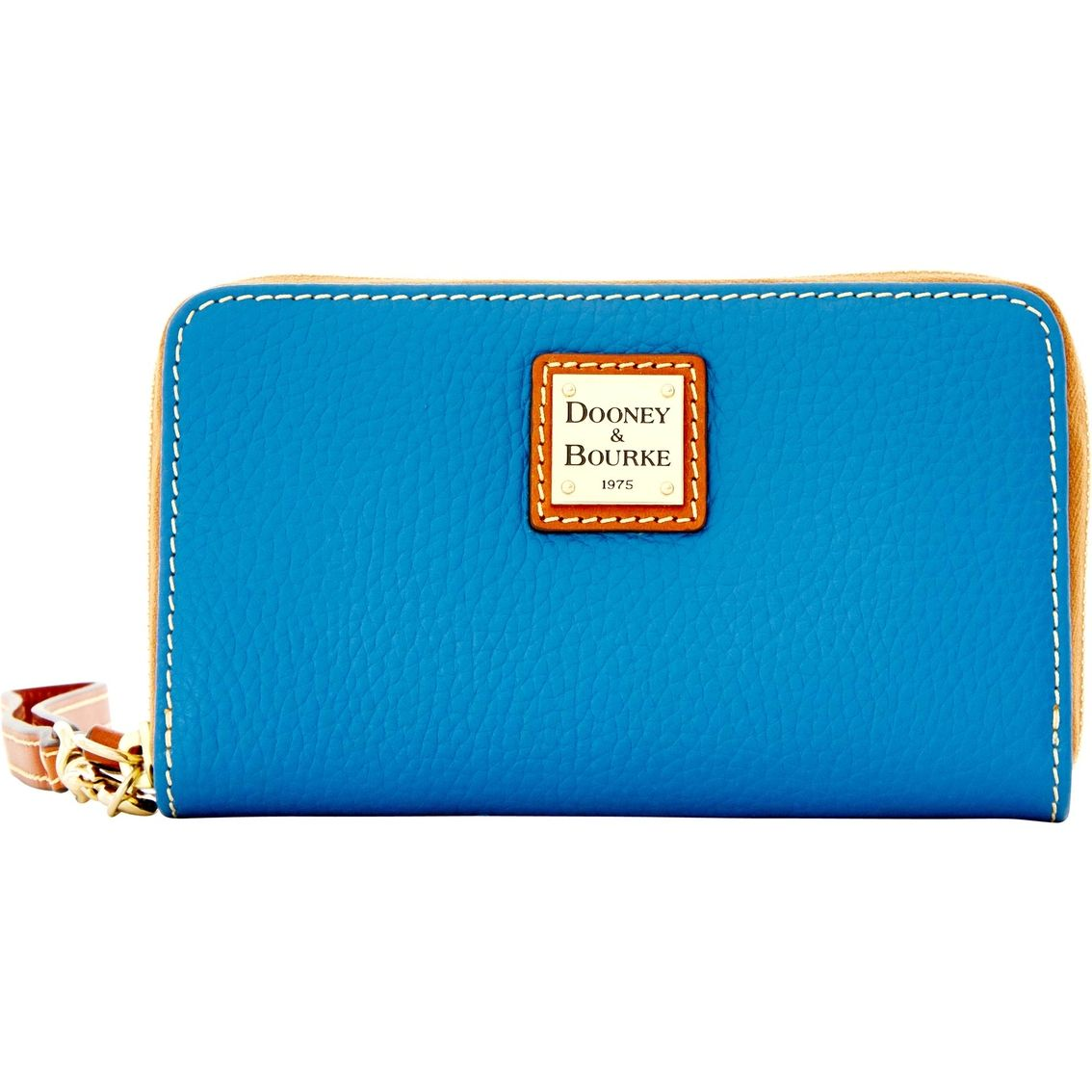 Dooney zip around wristlet$94 AAFES