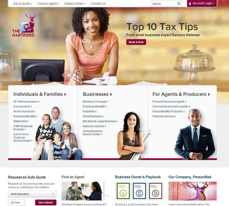 Pin by Agency Eagle on Best Insurance Website Designs
