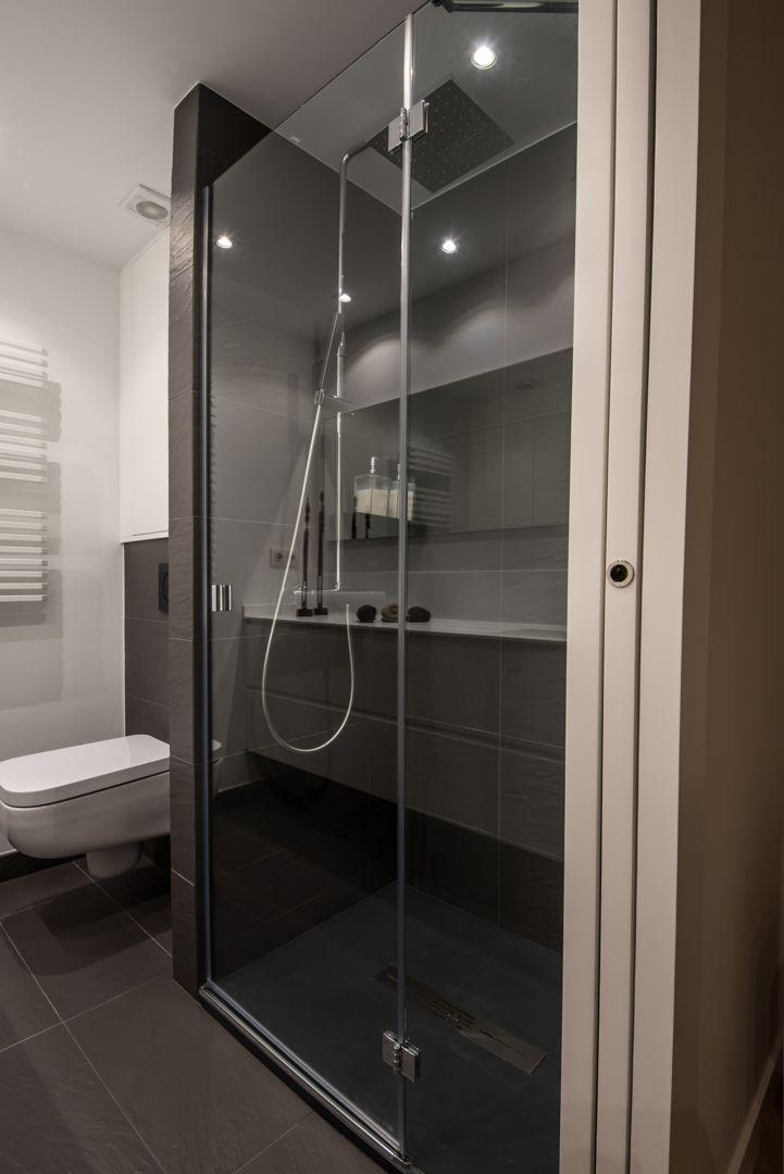 Plato de ducha acabado pizarra color negro de fiora - Modelos de banos y duchas ...