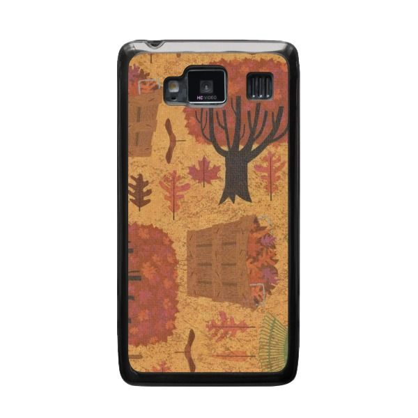 Motorola DROID RAZR HD Autumn Halloween Case