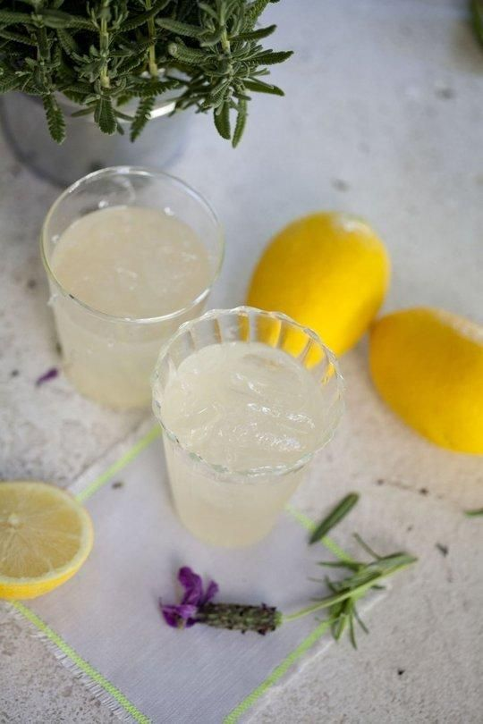 #Recipe: Lavender Lemonade