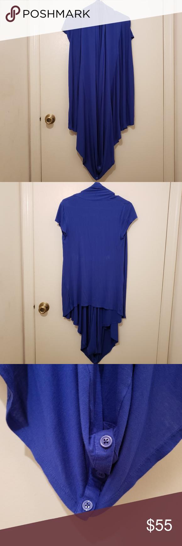 3a0b5f209 Alice + Olivia Jersey Knit Infinity Scarf Wrap Top Alice + Olivia Jersey  Knit Infinity Scarf
