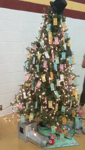 Monopoly Christmas Tree Christmas Tree Christmas Tree Themes Whimsical Christmas