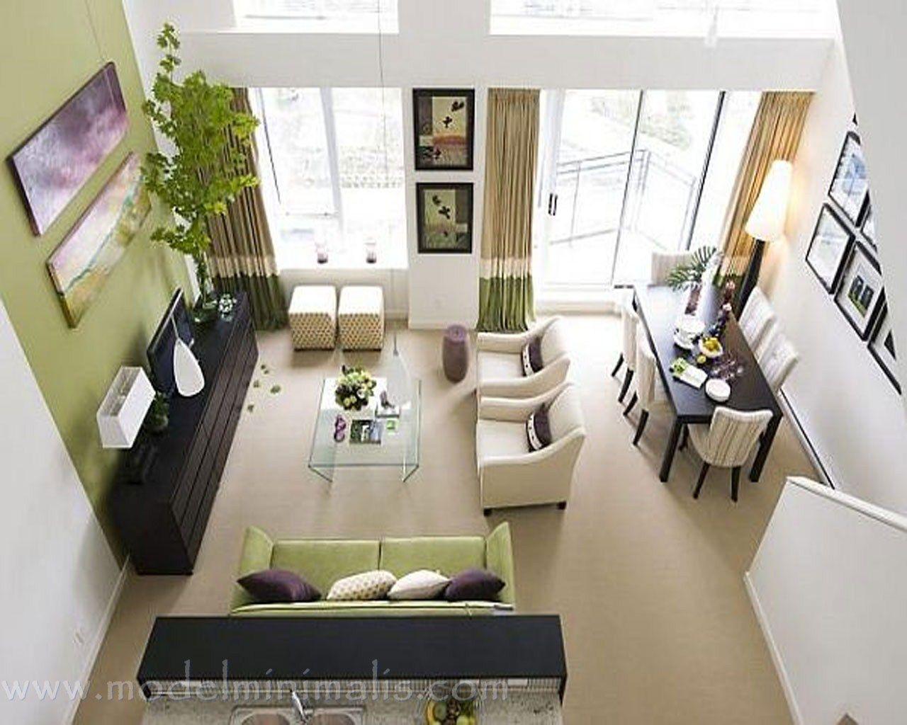 Awesome Tips Desain Ruang Tamu Sempit Minimalis Agar Terlihat Luas