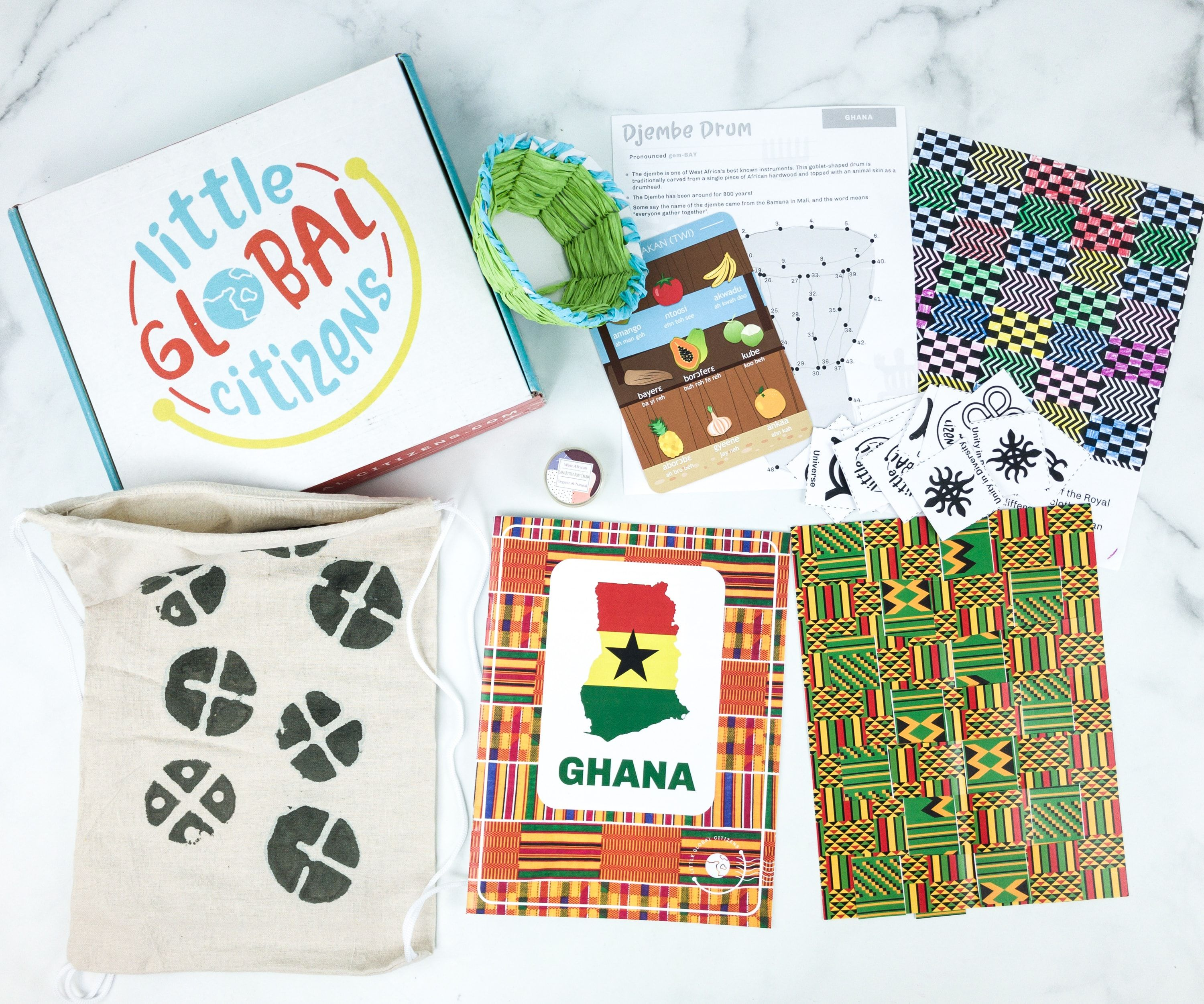Little global citizens july 2019 subscription box review