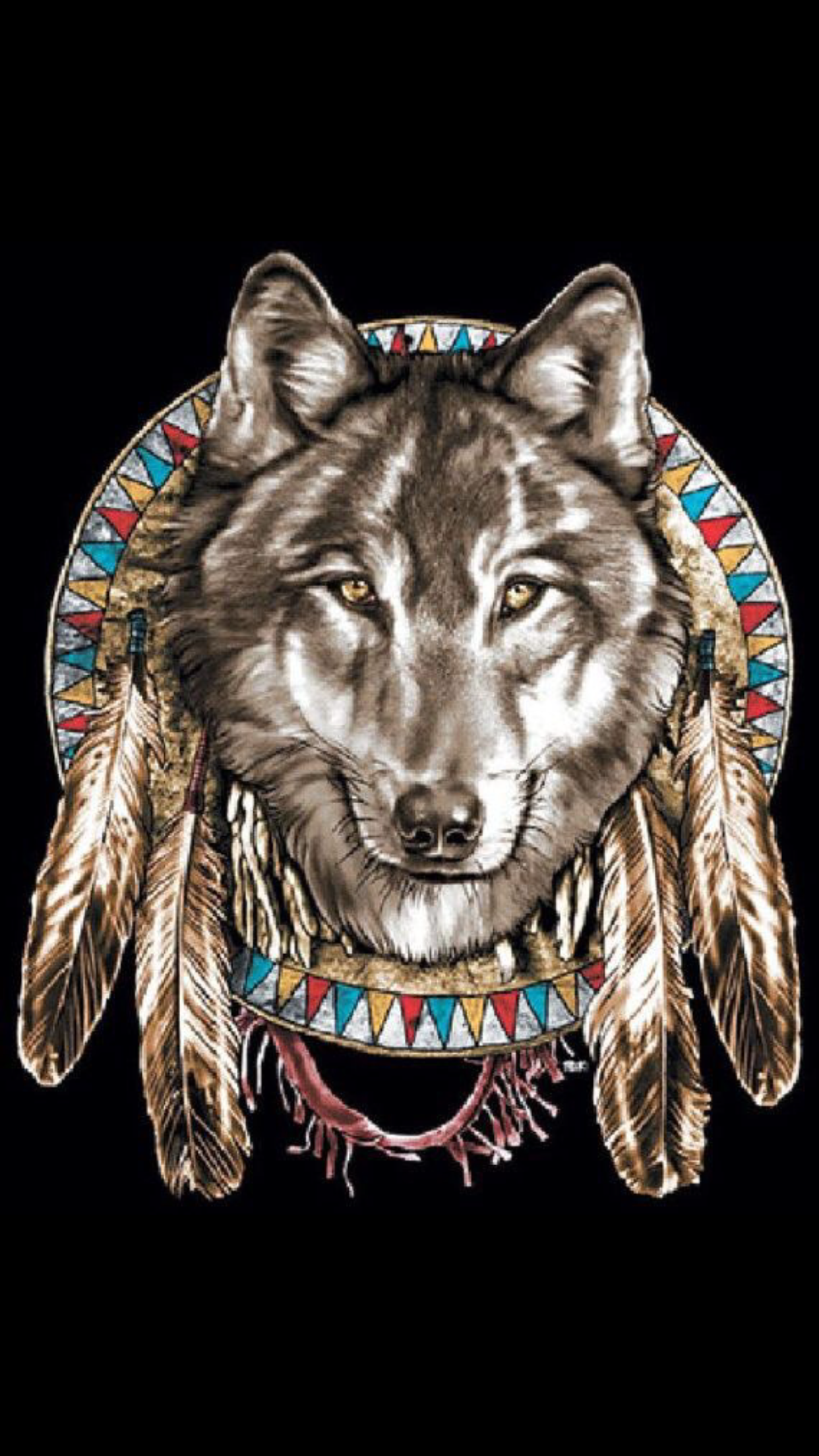 картинки шамана с волком относится числу тех