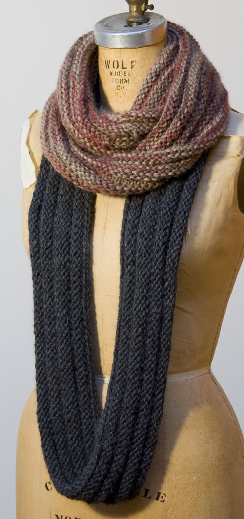 Free Pattern Mobius Scarf From Knit Culture 2 Skeins Plymouth