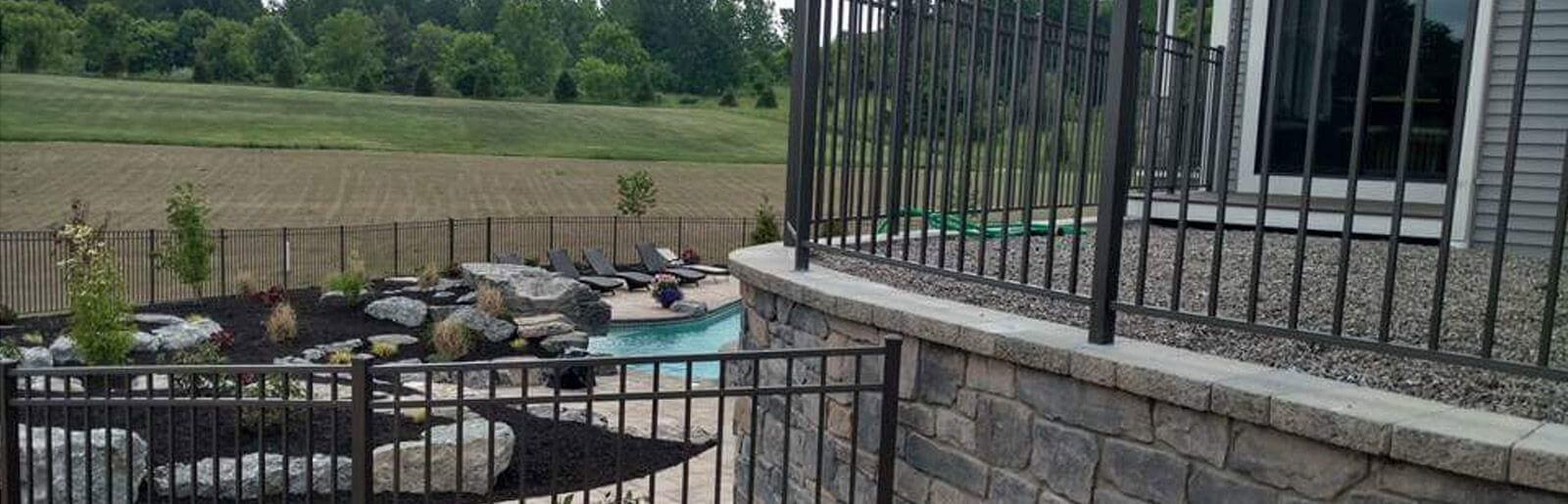 Acia Construction Llc Can Help Installing A New Fence Or